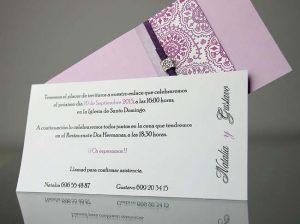 invitatii nunta cod 34933