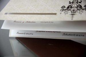 invitatii nunta cod 34950