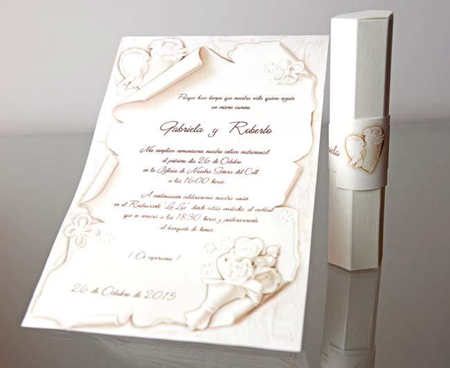 invitatii nunta vara