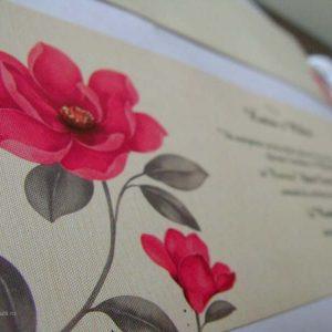 invitatie trandafir Rosa Rugosa