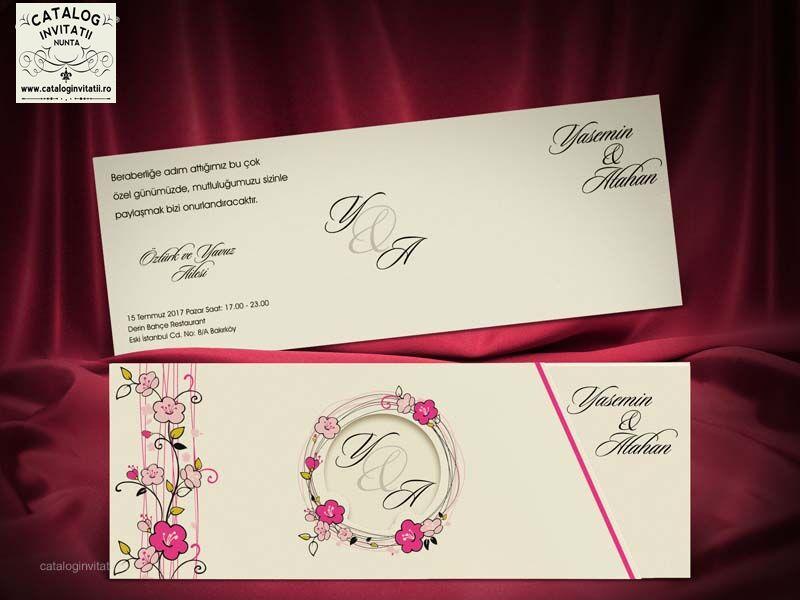 cod 5476 invitatie nunta