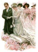 Tema anului 2012 nunta in stil Victorian