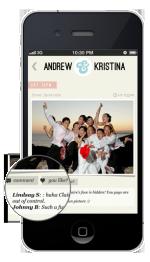 Aplicatie Android –  Pentru Nunta