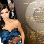 Invitatia de nunta 2014 a cuplului Kim Kardashian si Kanye West