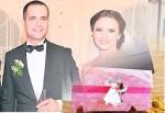 Invitatia de nunta aleasa de Madalin Ionescu si Cristina Siscanu