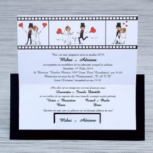 Invitatii de nunta 1114