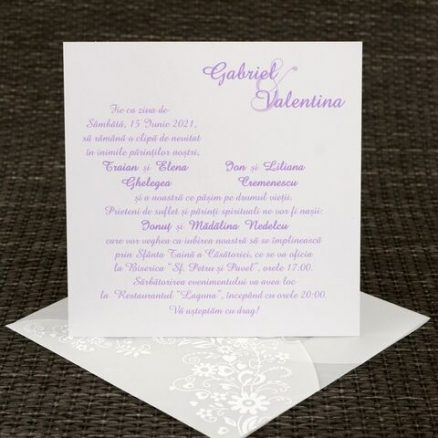 Invitatii de nunta 1122