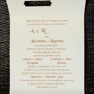 Invitatii de nunta 1124
