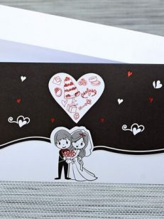 Invitatii de nunta 1128