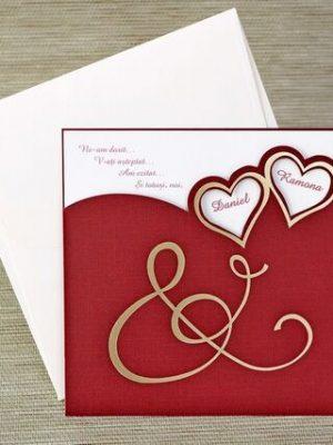 Invitatii de nunta 1129