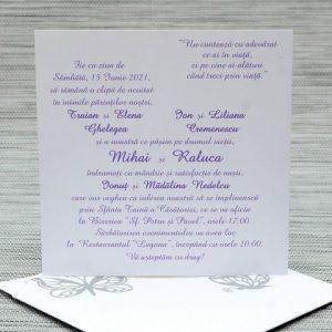 Invitatii de nunta 1134