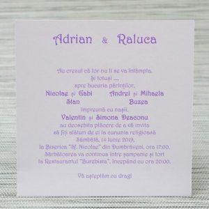 Invitatii de nunta 1137