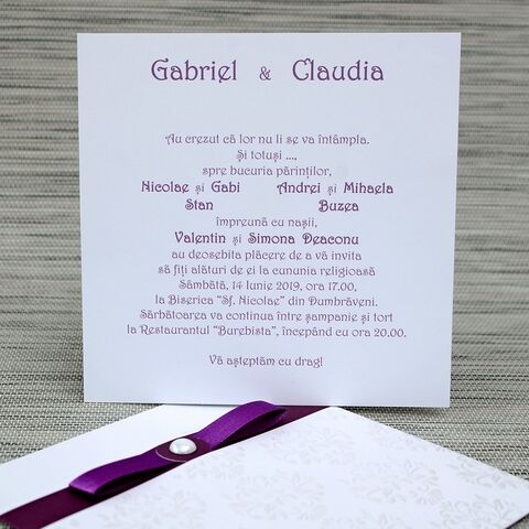 Invitatii de nunta 1140