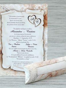 Invitatie de nunta 1145