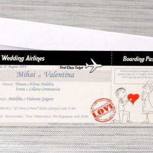 Invitatie de nunta 1146