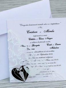 Invitatie de nunta 20437