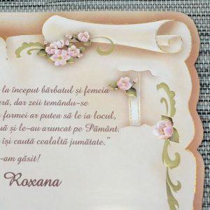 Invitatie de nunta 20475