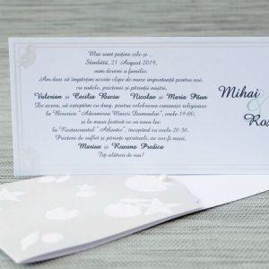 Invitatie de nunta 20827