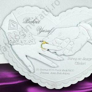 invitatie nunta cod 5364