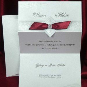 invitatie nunta cod 5409