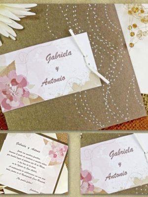 invitatie nunta cod 32715