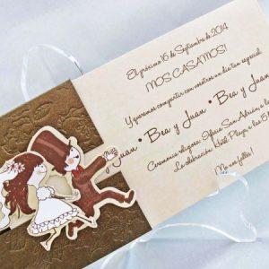 invitatie nunta cod 32802