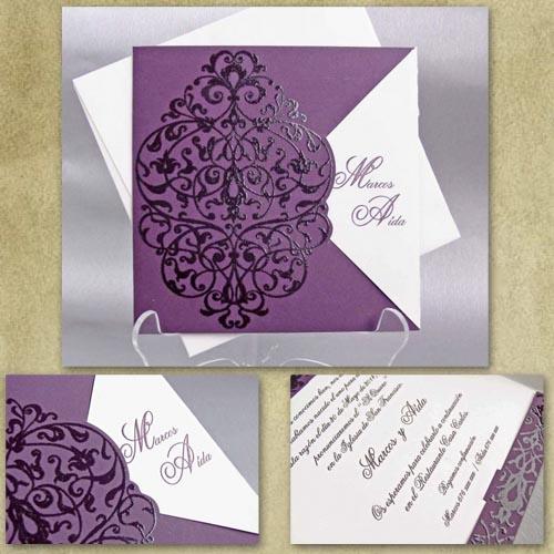 invitatie nunta cod 32812