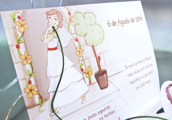 invitatie nunta cod 32820