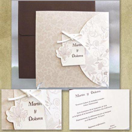 invitatie nunta cod 32825