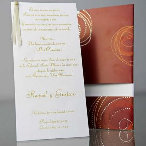 invitatii nunta cod 34907