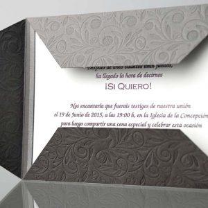invitatii nunta cod 34908