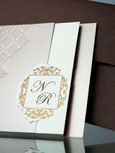 invitatii nunta cod 34915