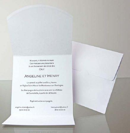 invitatii nunta cod 34925