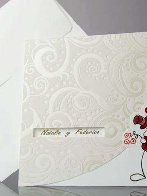 invitatii nunta cod 34929