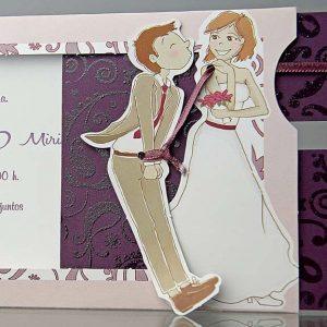 invitatii nunta cod 34932