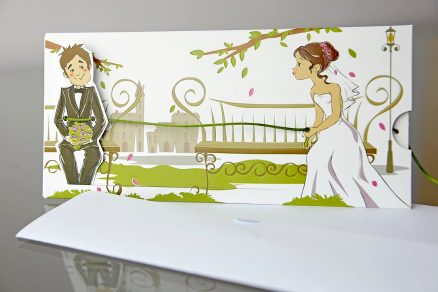 invitatii nunta cod 34937