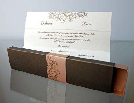 invitatii nunta cod 34939