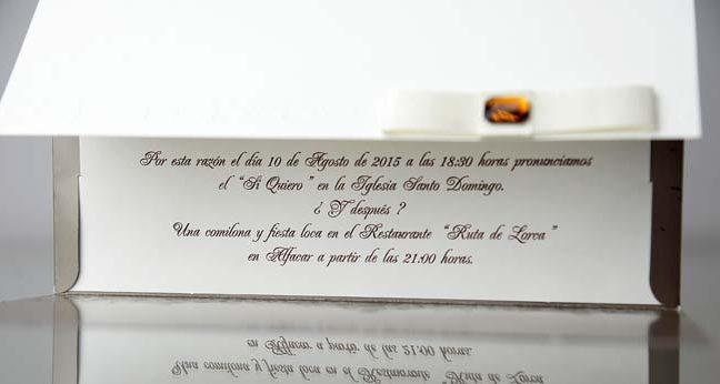 invitatii nunta cod 34941