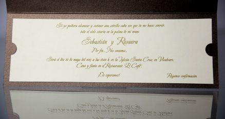 invitatii nunta cod 34943