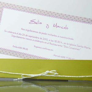 invitatii nunta cod 34946