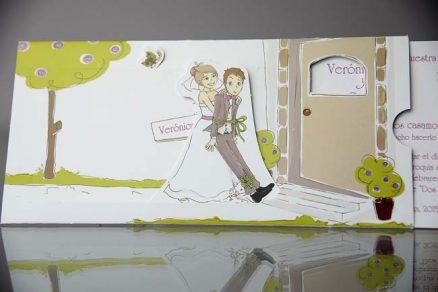 invitatii nunta cod 34947
