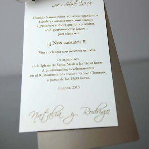 invitatii nunta cod 34952