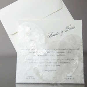 invitatii nunta cod 34956