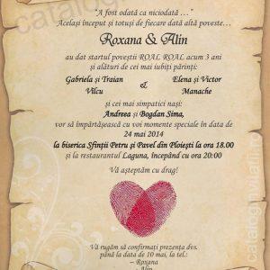 text invitatie nunta cod 328302