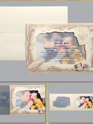 invitatie nunta cod 01.15.409