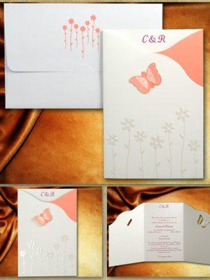 invitatii nunta cod 01.40.015