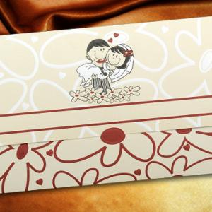 invitatii nunta cod 01.40.017