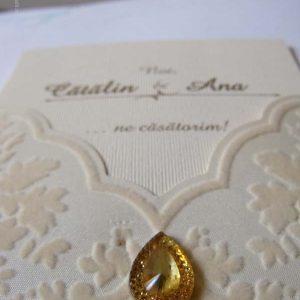 invitatie nunta cod 5495