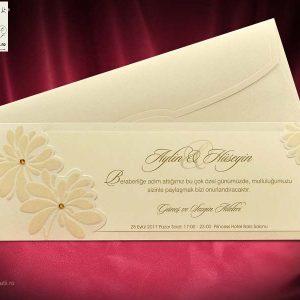 invitatie nunta cod 5503