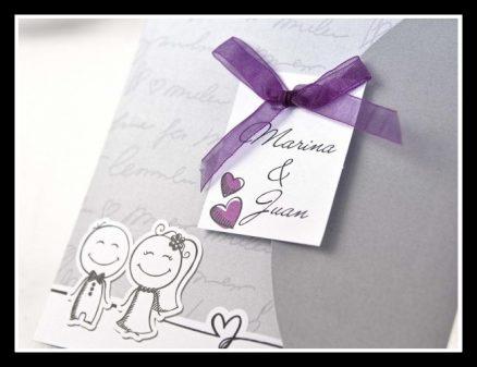 invitatie nunta cod 35641